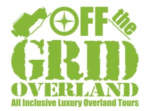 Off the Grid Overland Tours logo
